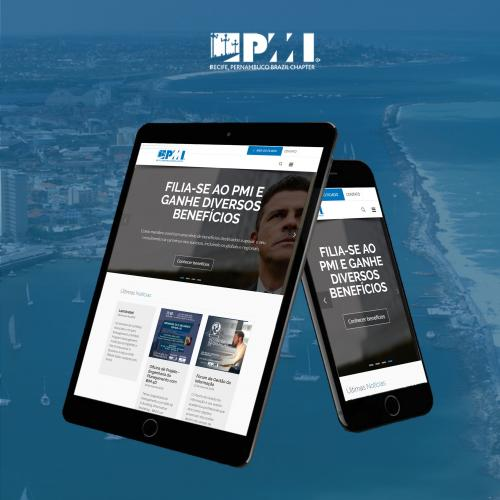 Site do PMI-PE