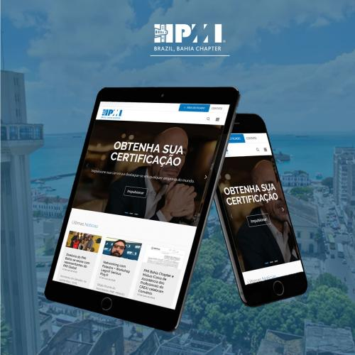 Site do PMI-BA